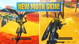 *NEW* Mothmando Skin + Flutterbug Glider & Lamp Pick! (Fortnite)