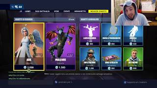 FORTNITE 7 MARCH SKIN ARK/MALCORE!!! SOURCE SC-DIWI98