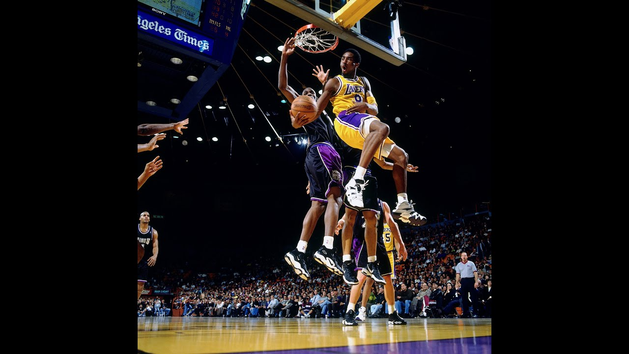 Kobe Bryant's Top 10 Plays of 1998-1999 NBA Season