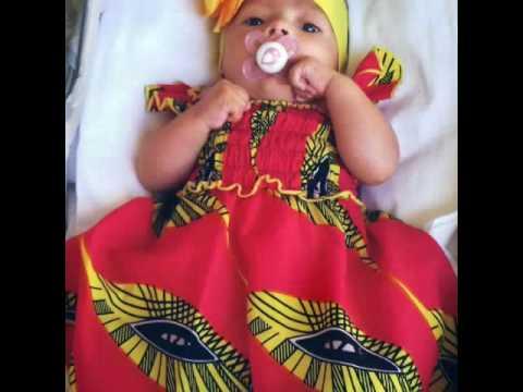 Africa dress design