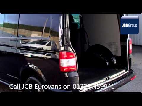 2015 Volkswagen Transporter T30 TDI KOMBI HIGHLINE 2l GV64JEU for sale at JCB Eurovans Eastbourne