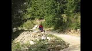 Randonnées en montagne avec le Swisstrac - Kaunertal Tyrol Autriche