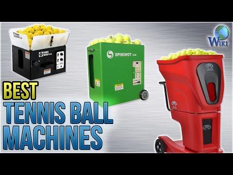 9 Best Tennis Ball Machines 2018