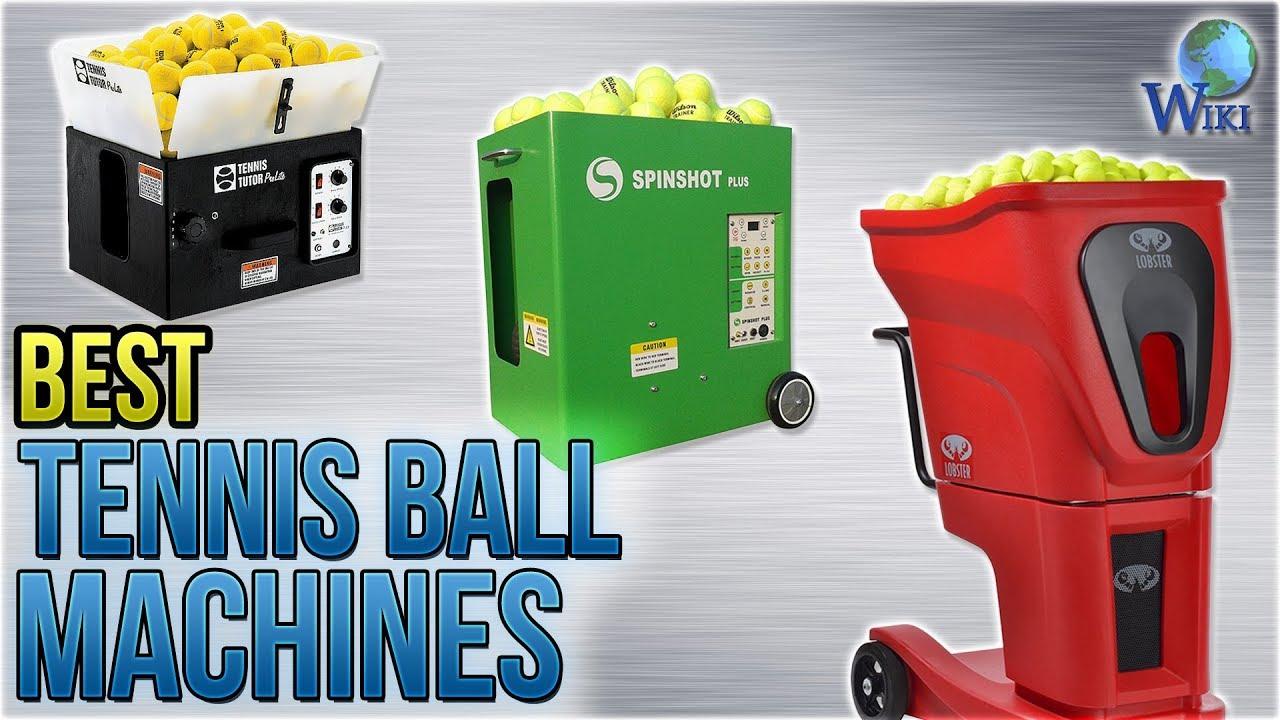 9 Best Tennis Ball Machines 2018 Youtube