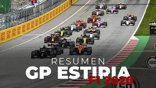 Baixar Resumen del GP de Estiria - F1 2020