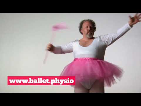 www.ballet.physio gets more attention