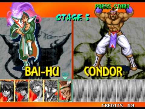 #149 Breakers Revenge Boss Hack: Bai Hu playthrough.
