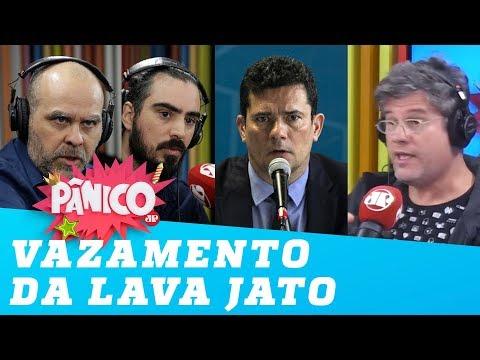 Edgard Piccoli, Alexandre Borges e Pedro D'Eyrot discutem vazamentos da Lava Jato