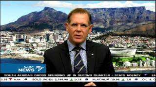 Shipping giant, Maersk says SA trade improves: Dirk Hoffmann