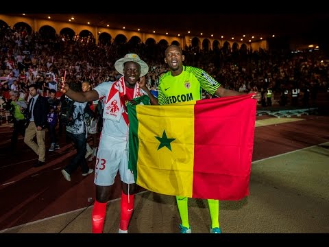 La conf' MYTHIQUE de Seydou SY ! - AS MONACO