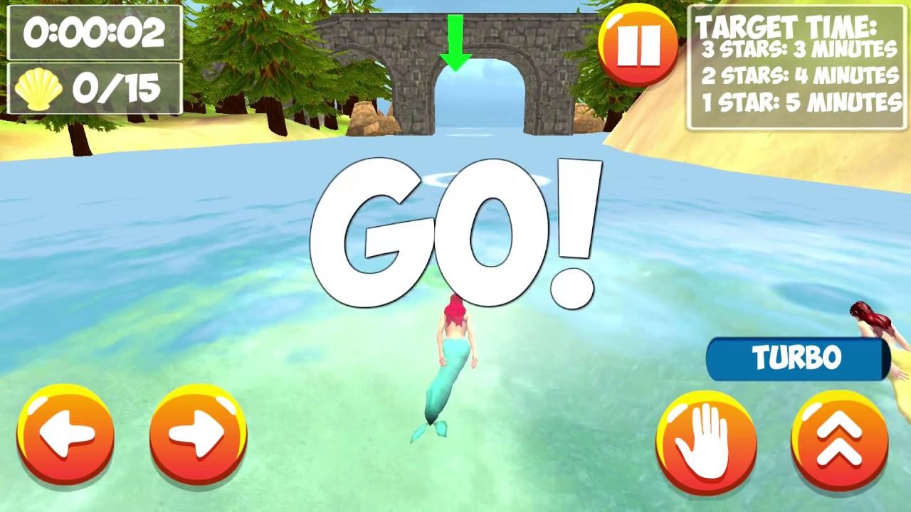 Meerjungfrauen Spiel