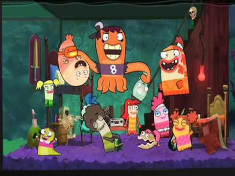 Fish Hooks - Dance Party | Official Disney Channel UK