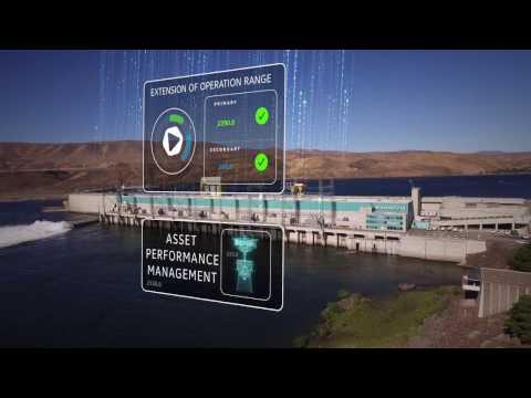 GE's Digital Hydro Plant