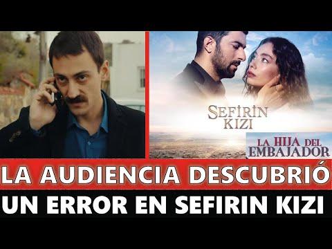 Los Seguidores Notaron El Error En Sefirin Kizi   La Hija Del Embajador