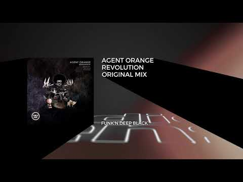 Premiere: Agent Orange - Revolution (Original Mix) [Funk'n Deep Black] // Techno