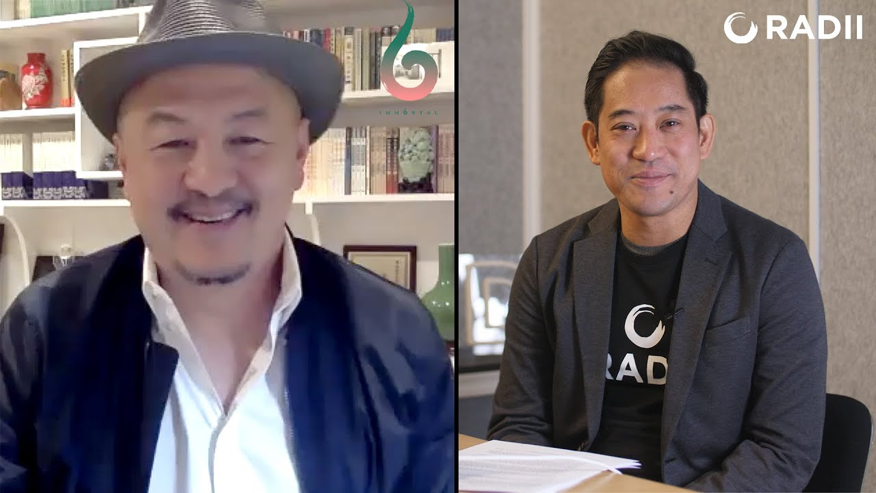 Video: RadII Interview with Immortal Founder, Peter Shiao