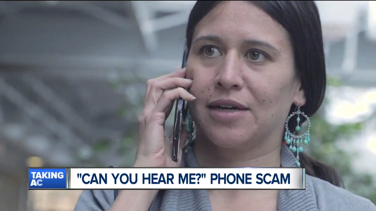 Image result for phone scam can you hear me ok