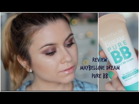 Тест-драйв : Maybelline Dream Pure BB | carrypingwin