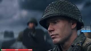 Спасти рядового графоуни | Call of Duty: WWII #1