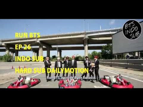INDO SUB RUN BTS EP 26 - YouTube