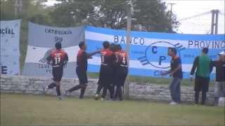 Gol de Jesús Ponce a Banco Provincial