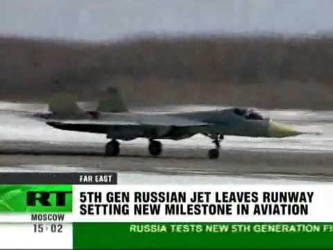 Nga khẳng định siêu máy bay T 50 sẽ là số một thế giới   Nga khang dinh sieu may bay T 50 se la so mot the gioi   VTC News   Hơi thở cuộc sống   Hoi tho cuoc song