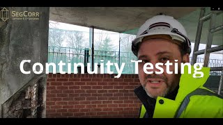Continuity Testing | Cathodic Protection | SegCorr Ltd