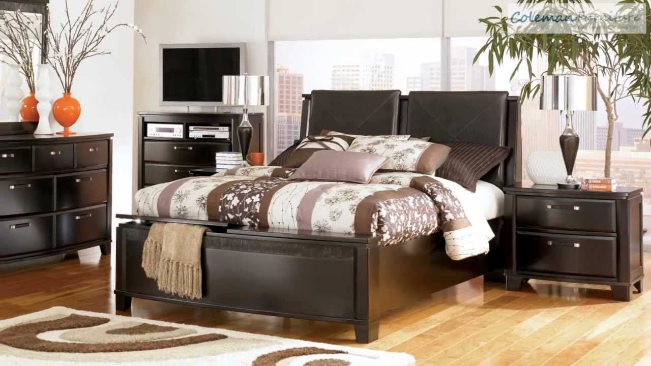 Emory Bedroom Furniture From Millennium By Ashley Youtube
