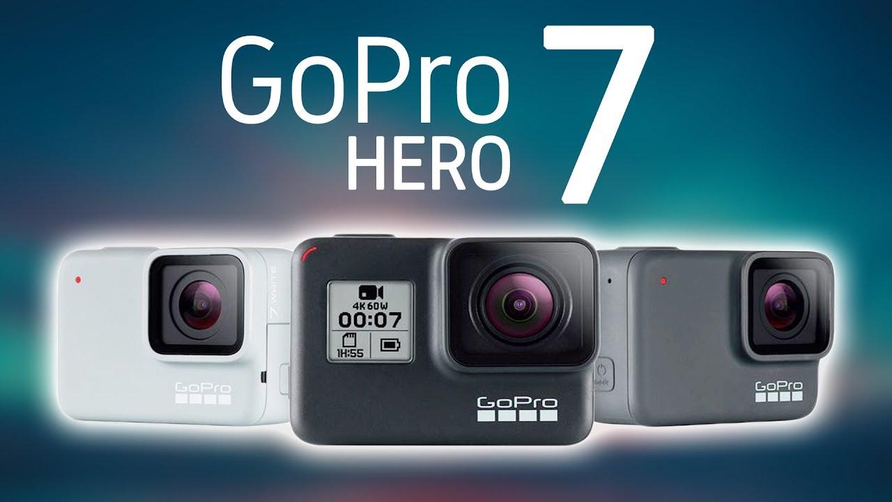 Gopro Hero 7 Todas Las Novedades Con Ruben Ulloa Youtube