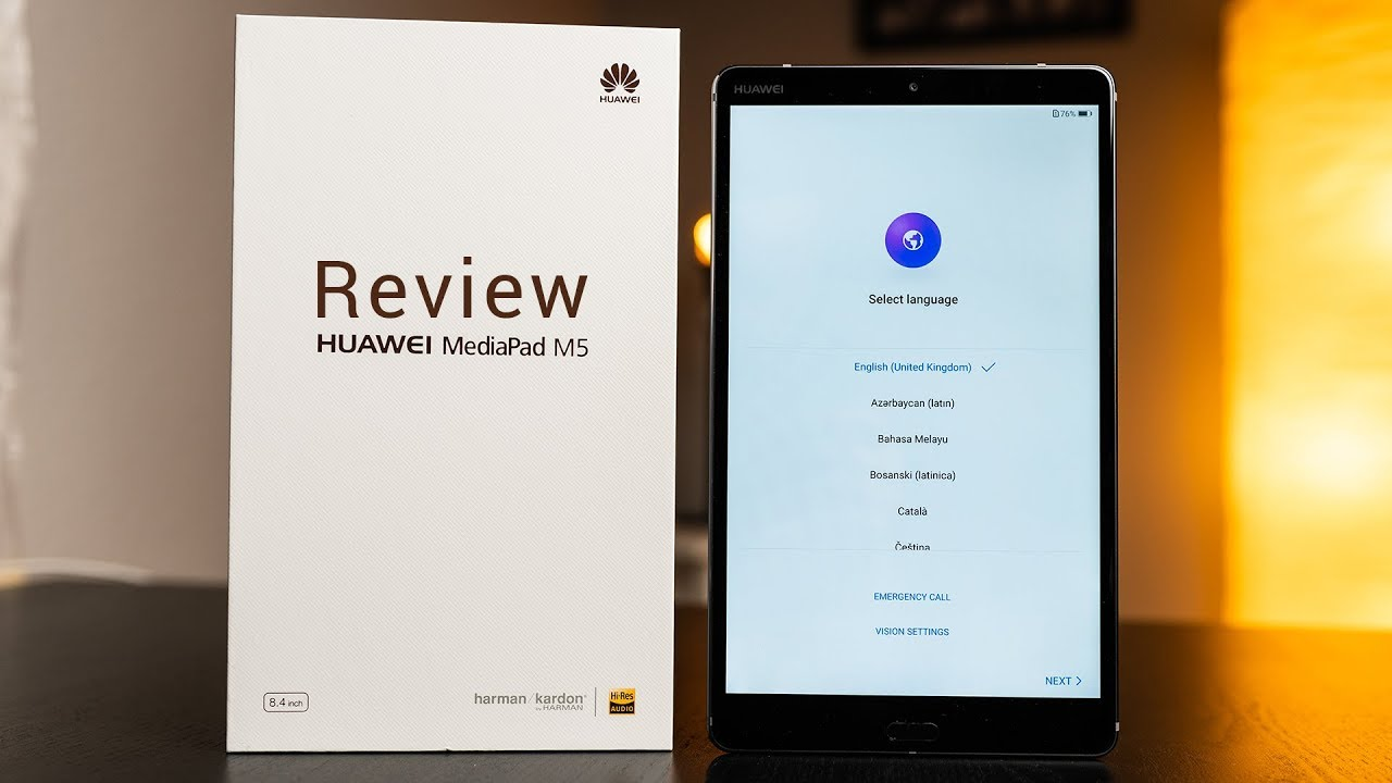 Review: Huawei MediaPad M5 - Kleiner Allesknner?