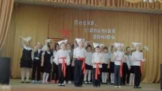 Фестиваль начальных классов Антиповской школы