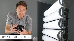 DIY Studio Lights - How to Build Your Own!