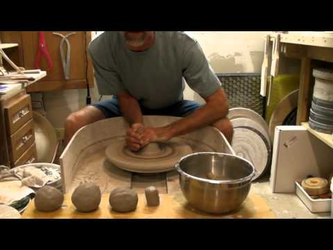 Pottery 101 - Basic Pottery Wheel Technique