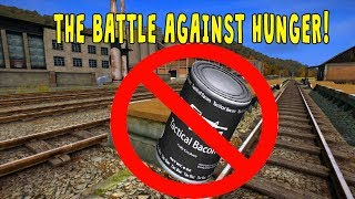 THE BATTLE AGAINST HUNGER - DAYZ STANDALONE