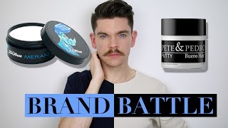 Original By Blumaan vs. Pete & Pedro Putty | Brand Battle