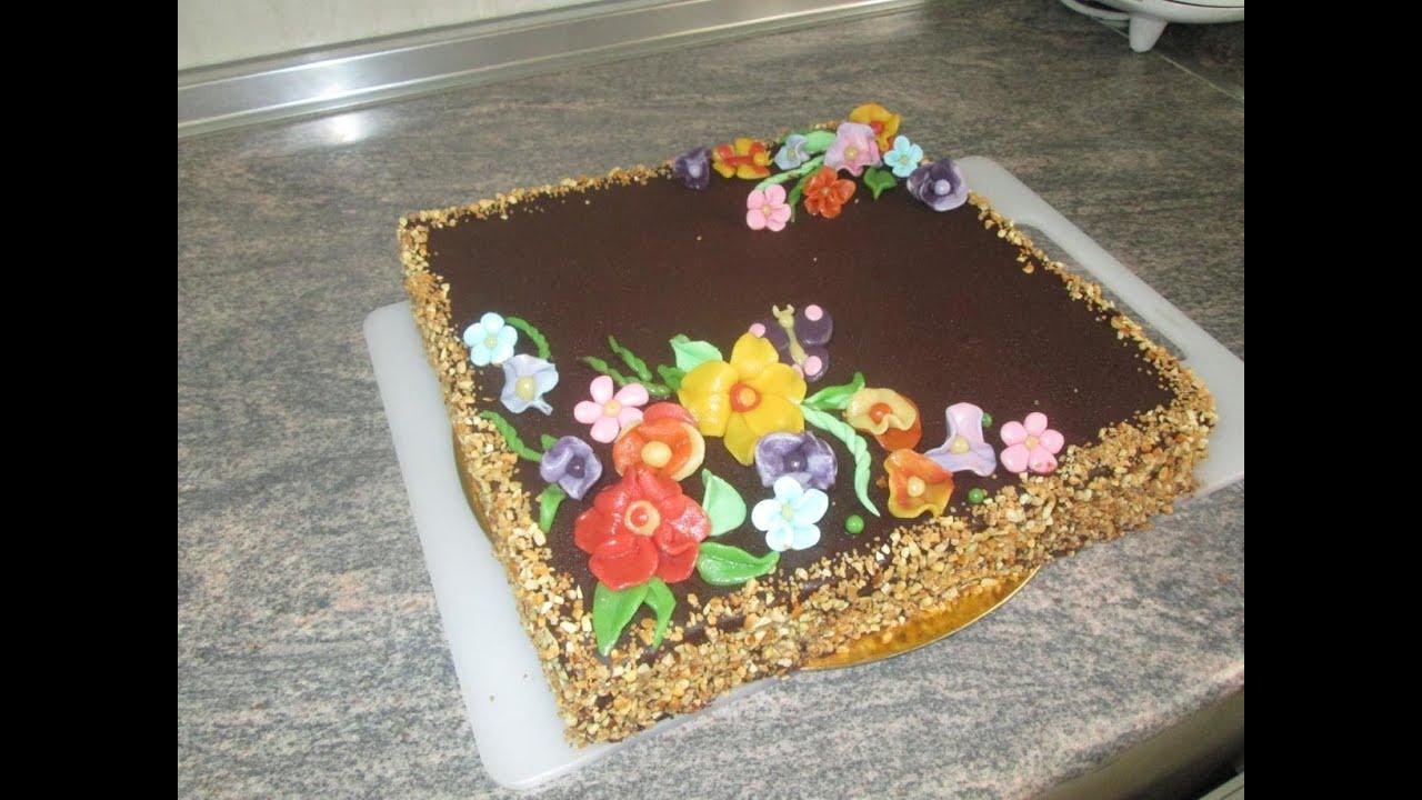 Домашний рецепт торт прага