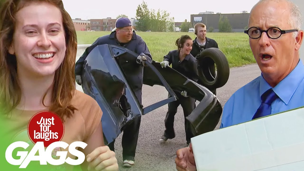 Best of Elaborate Pranks | Just For Laughs Compilation