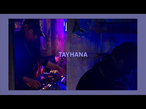 TAYHANA - Dj Set | Sintética Club X Ruidosa