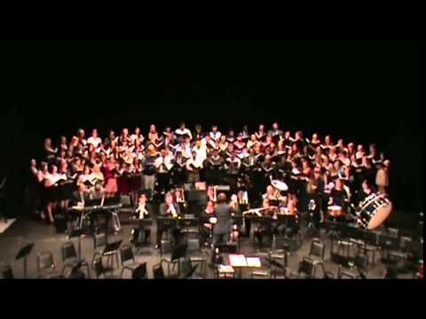 Circus Band - Lycoming College Choir - Music Gala 2014