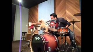 """Bronco - Libros Tontos - Drum Cover - RIP  José Luis Villarreal """"Choche""""  """"ChocheMan"""""""