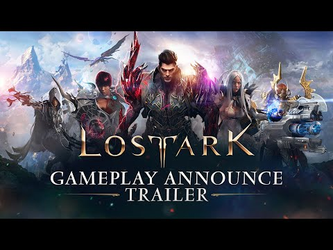 Lost Ark: Gameplay Announce Trailer (NA and EU)