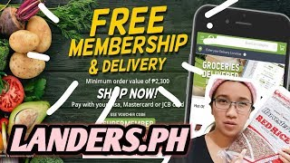 Shop Online FREE Membership and FREE Delivery at Landers Philippines   Aling Becca