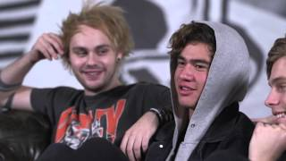 5SOS » Funny Interview Moments « 2015