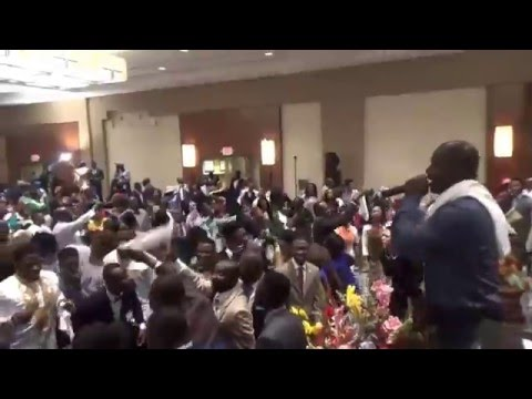Church of Pentecost Washington Region 2016 Easter Convention Final Dance to THIS SAME JESUS