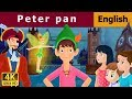 Peter Pan in English | Story | English Fairy Tales