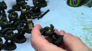 Painting with Jay: Episode 55 - Halloween, Imperial Knights and Running Out of Models