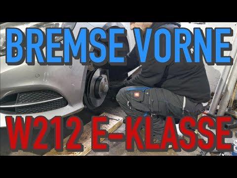 bremse-erneuern-w212-mercedes-e-klasse-|-krisgarage