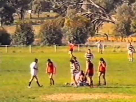 1988 July 2nd HDFL Reserves - Gerang Kiata vs Douglas Harrow Miga Lake