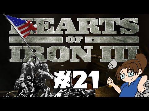Hearts of Iron 3 - United States of America - Ep 21 [Claiming Shikoku Island]