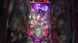 11 Billion Ghostbusters Pinball Game....getting closer to the wizard mode